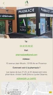 Pharmacie des Alpes - náhled