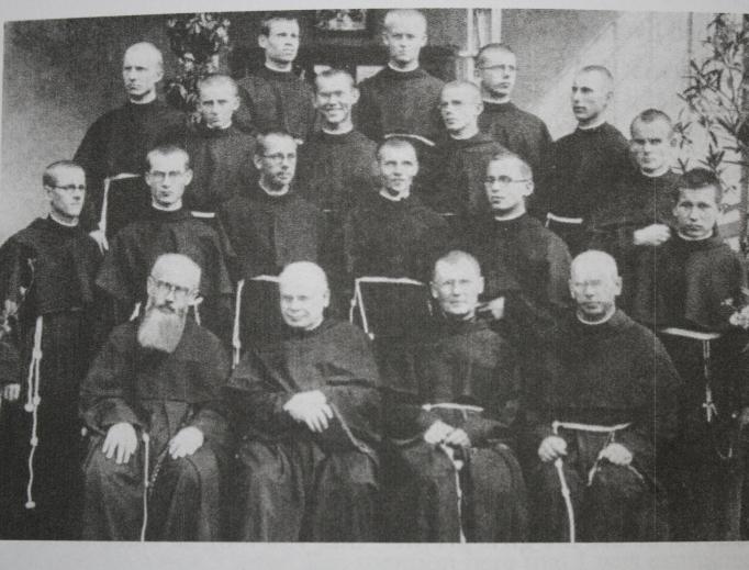 Gặp gỡ vị linh mục gần 100 tuổi quen biết Thánh Maximilian Kolbe