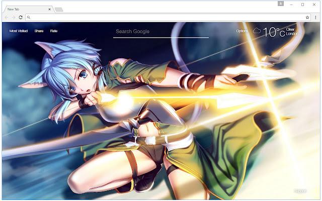 Anime Girl Wallpaper HD Anime Girls Themes
