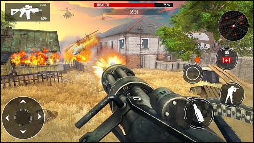 World War WW2 Machine Gun Shooter: Shooting Games  screenshots 3