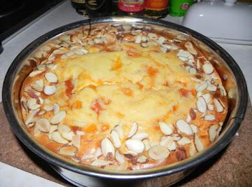 Apricot-orange Brunch Tart     Ww  Value - 6 Points Recipe