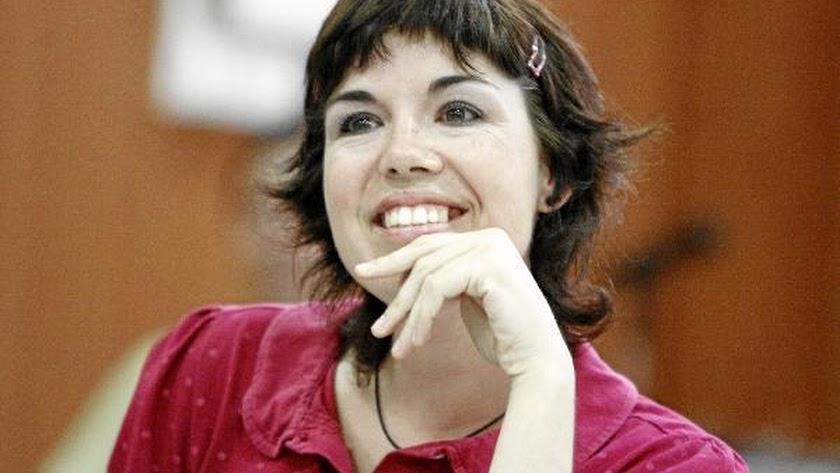 Ana Santos, en una imagen de archivo.