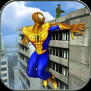 Super Spider Hero Secret Mission:Spider Homecoming