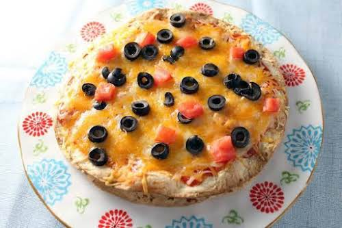 "Mexican Pizza""If you're looking for something easy that the whole family will..."