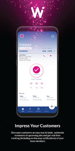 workmagic: mobile taskforce app screenshot 3