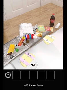 Escape the friend house at a sleepover party.- screenshot thumbnail