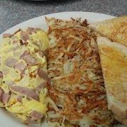 Denver Omelette Plate