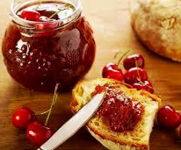 Fresh Cherry Jam...and My Super-duper Secret Tool! Recipe