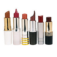 Photo: Here's what your lipstick reveals about your personality. From left to right: Careful, Spontaneous, Easygoing, Orderly, Natural, Relaxed. Obviously we're orderly :) What's your personality type?