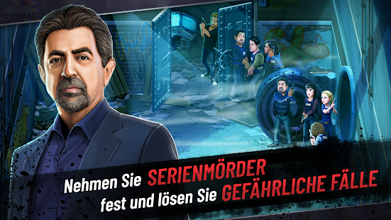 Criminal Minds: The Mobile Game Screenshot