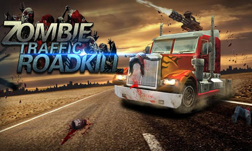 Zombie Road Death Racer