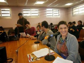 Photo: Programa de Titiriteros. Entrevista a Pilar Amorós de los Titiriteros de Binefar