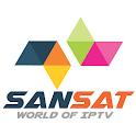SANSAT IPTV icon