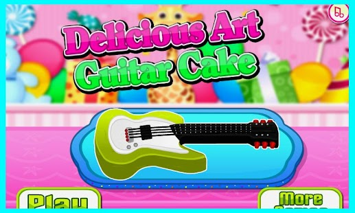 Tải Delicious Art Guitar Cake APK