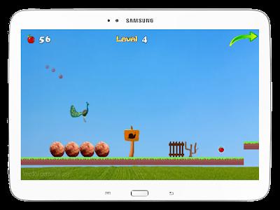 Peacock Jumping screenshot 23