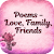 Poems For All Occasions - Love, Family & Friends file APK for Gaming PC/PS3/PS4 Smart TV