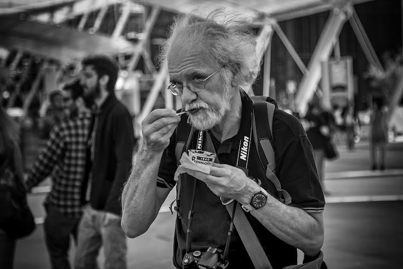 Pausa gelato di Sergio Locatelli
