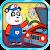 Panda\'s Car service file APK Free for PC, smart TV Download