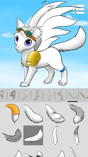 Avatar Maker: Cats 2 screenshot 3