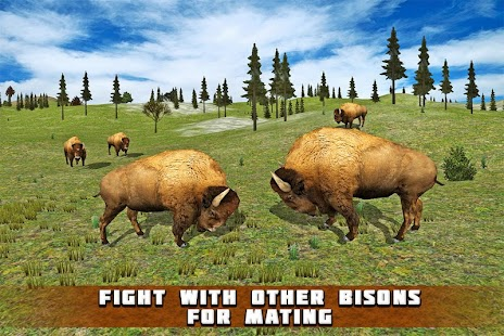 American Bison Simulator screenshot