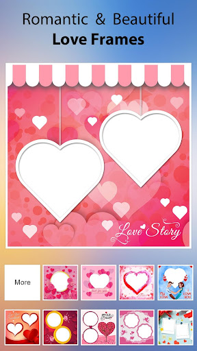LovePhoto - Love Frame, Collage, Card, PIP Editor 5.2.6 screenshots 1