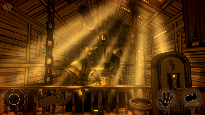 Bendy and the Ink Machine Screenshot Image
