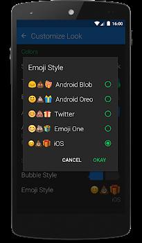 Textra Emoji - iOS Style