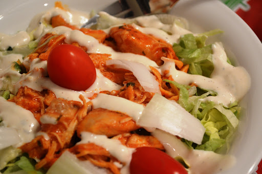 Crock Pot Buffalo Ranch Chicken