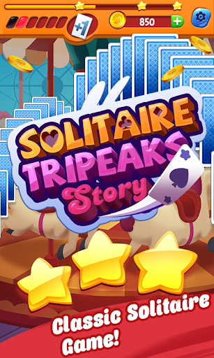 Solitaire Tripeaks Story - 2020 free card game ss3