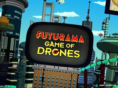 Futurama: Game of Drones Imagen do Jogo