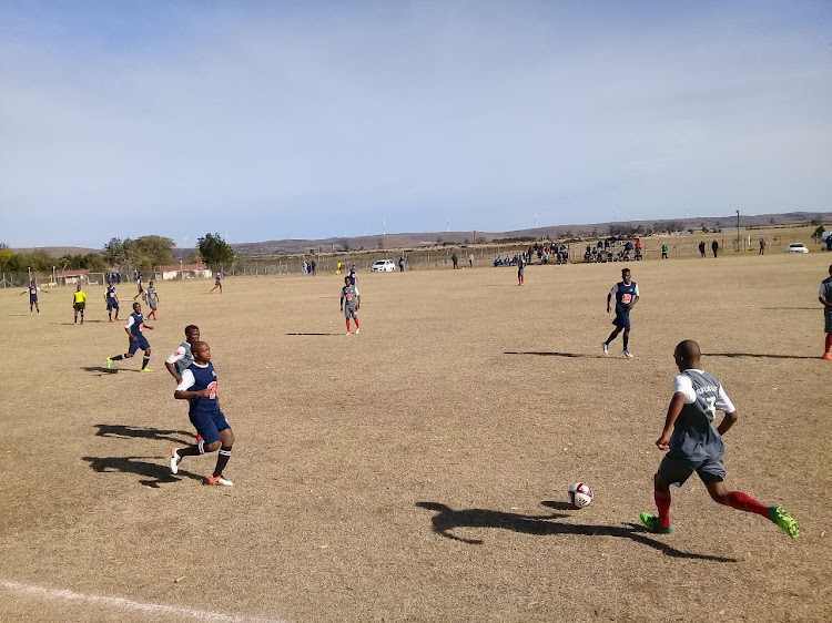 SAB League Promotional Playoffs: Manchester City played nil-all draw against Happy Movers at Ground B at the Army Base in Grahamstown today.