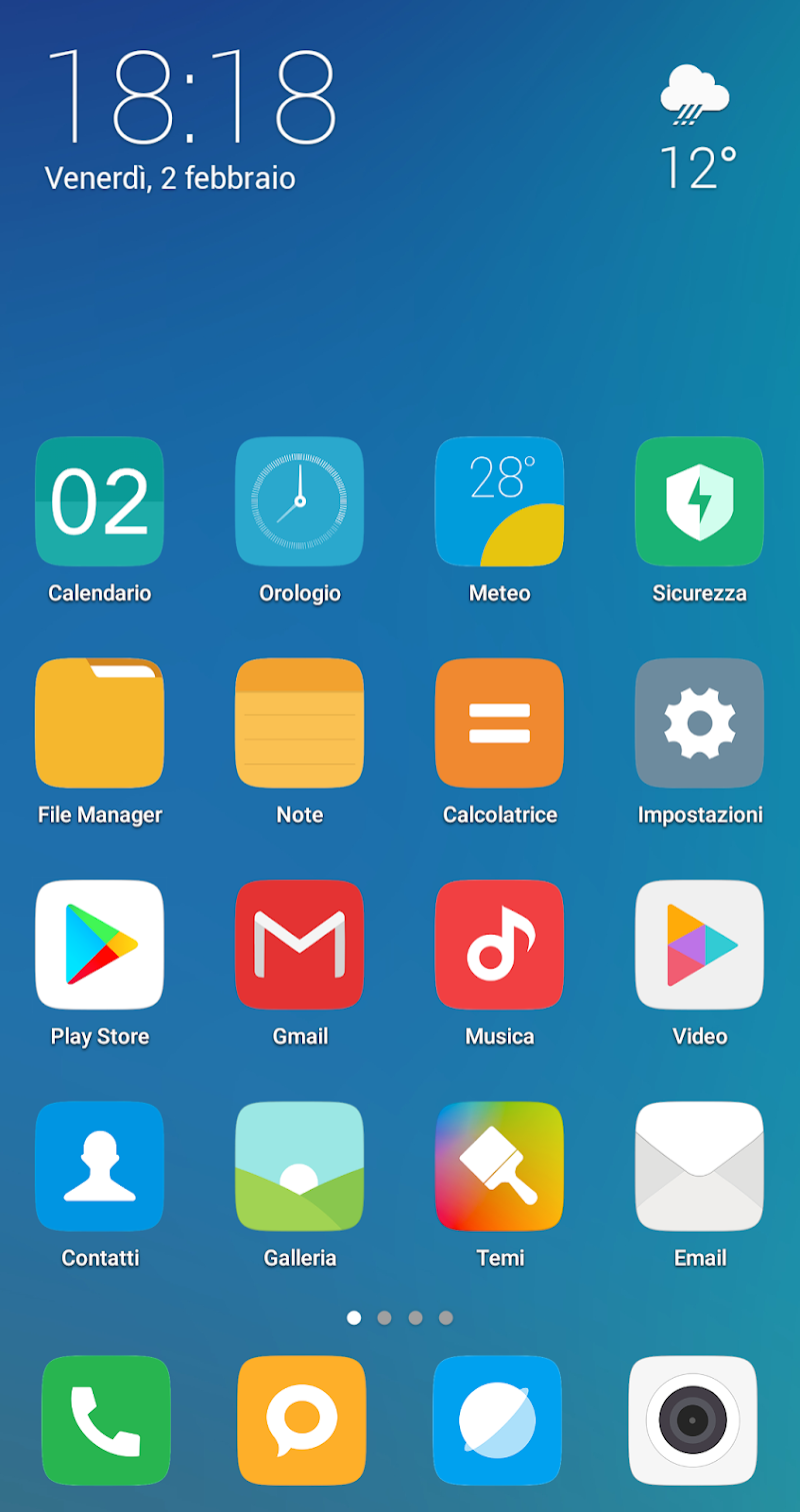 MIUI ORIGINAL - ICON PACK Screenshot 2
