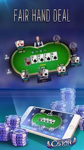Cstar Poker- Free Texas Holdem - náhled