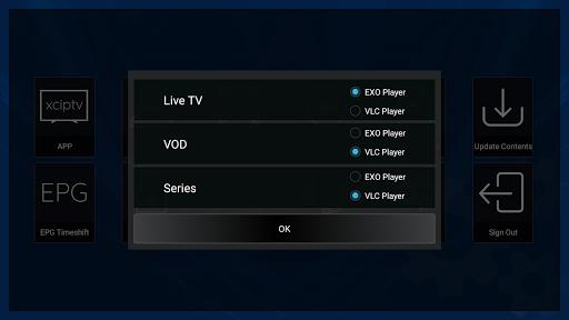 XCIPTV PLAYER 4.0.0 screenshots 6