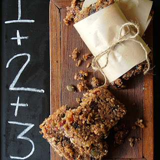 Low Calorie Energy Bars Recipes
