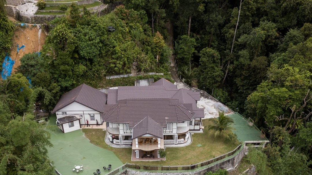 Hickory Lodge On Penang Hill