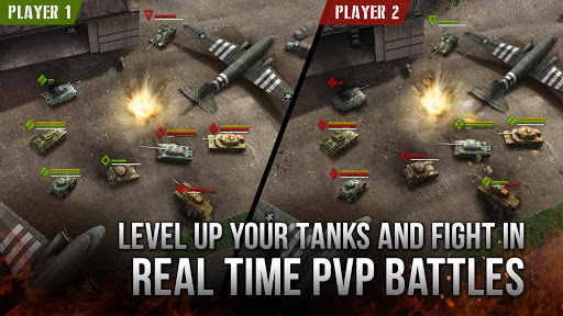 Armor Age: Tank Wars u2014 WW2 Platoon Battle Tactics filehippodl screenshot 3