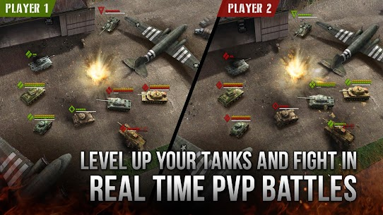 Armor Age: Tank Wars — WW2 Platoon Battle Tactics Apk Download For Android and Iphoe 3