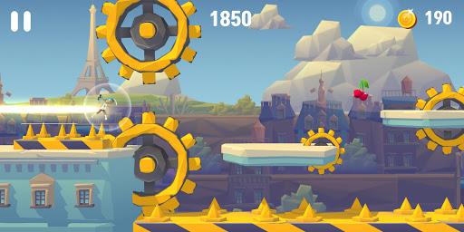 Smashing Rush : Parkour Action Run Game  captures d'u00e9cran 16