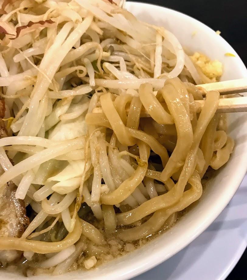 やま虎 麺