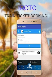 Pnr status irctc /train pnr status/indian railway App Download For Android 10