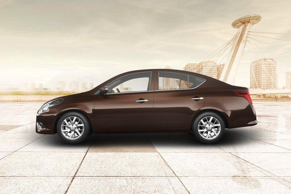 Nissan Sunny Aerodynamic Design