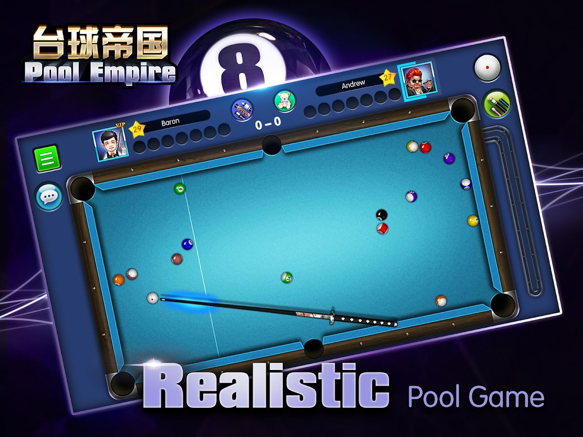 Pool Empire- screenshot