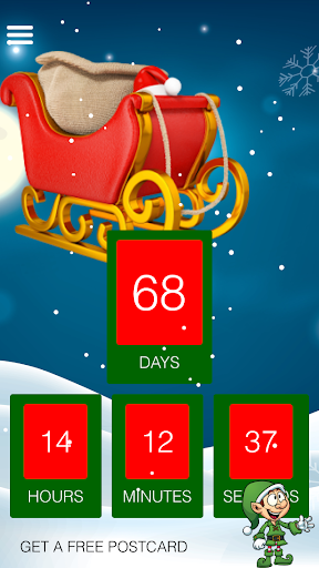 Fun Christmas Countdown screenshot