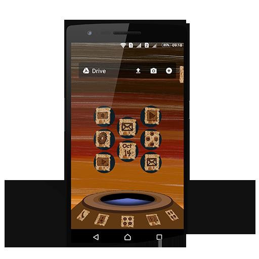 Toas 3D Next Theme 遊戲 App LOGO-硬是要APP