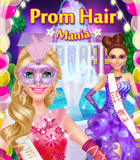 Prom Night Salon: Hair Stylist screenshot 8
