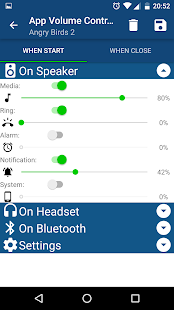 App Volume Control Pro Screenshot