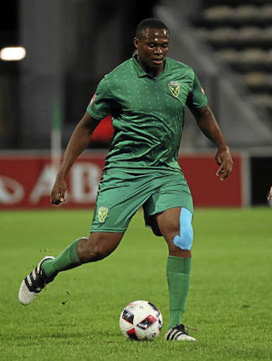 Kagisho Dikgacoi during his playing days at Golden Arrows.