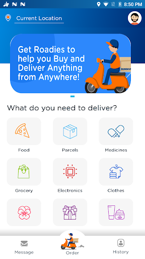 Bungkusit - Food and Parcel Delivery 6.4 screenshots 3