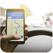 GPS, Maps, Traffic Alerts & Live Navigation